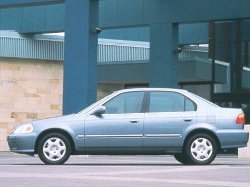 Honda - Civic 1999 Car