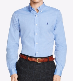 Polo Ralph Lauren - Slim-Fit Poplin Shirt