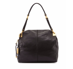 Badgley Mischka - Martina Leather Tote Bag