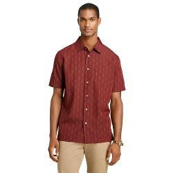 Van Heusen  - Vertical Stripe Casual Button-Down Shirt - Men