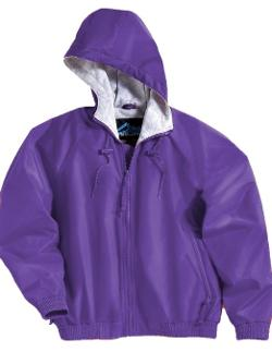 Tri-Mountain Boys  - Bay Watch Hooded Jacket