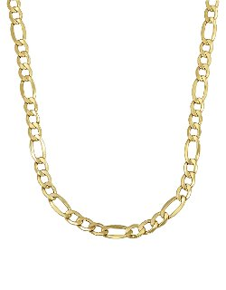 Lord & Taylor - Classic Chain Link Necklace