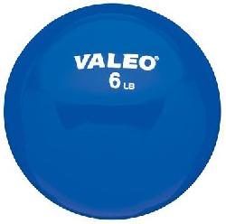 Valeo - WFB6 6 lb. Weighted Fitness Ball (6 lb)