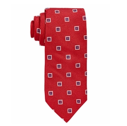 Brooks Brothers - Square Medallion Classic Tie