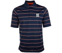 Antigua  - Short-Sleeve Detroit Tigers Polo Shirt