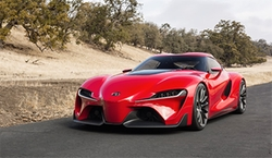 Toyota - FT-1 Concept Car
