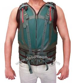 Desert Leather - Tom Hardy Vest New Bane Costume