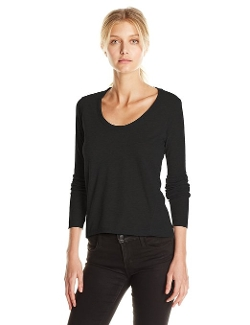Alternative - Scoop Neck Long Sleeve T-Shirt