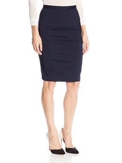 French Connection - Eddie Stretch Pencil Skirt