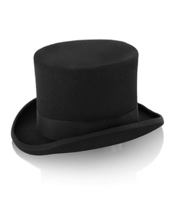 Christys Of London - Wool Felt Top Hat