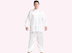 Tai Chi Depot - Silk Tai Chi Clothing
