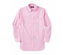 Polo Ralph Lauren - Striped Poplin Shirt