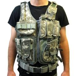 Vivo - Tactical Vest ACU Camo Camouflage