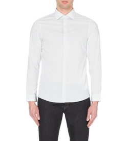 Michael Kors - Polka Dot Cotton Shirt