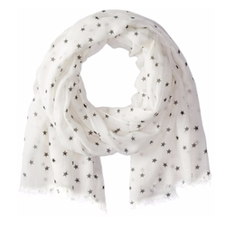 Jules Smith - Star Printed Lightweight Scarf