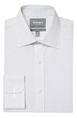 Bonobos - Dot Grid Dress Shirt