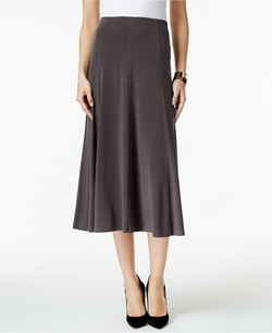 Alfani  - Long A-Line Skirt