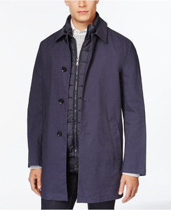 DKNY - Darwin Slim-Fit Raincoat