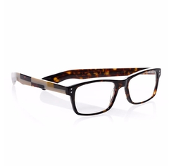 Eyebobs - Roy D Rectangular Check Readers Glasses
