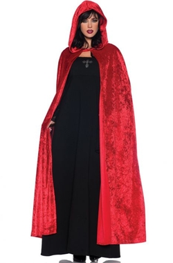 Pure Costumes - Hooded Cloak