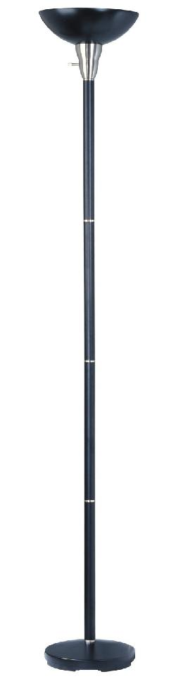 Park Madison Lighting - PMF-9147-31 Contemporary Design 72-Inch 150-Watt High Incandescent Torchiere Floor Lamp