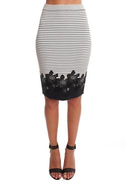 A.L.C.  - Brennan Skirt