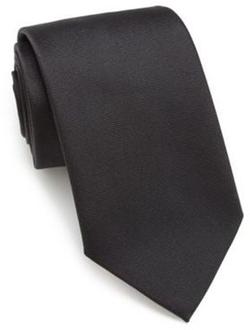 Giorgio Armani - Solid Silk Tie