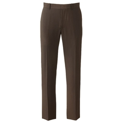 Axist - Slim-Fit  Flat-Front Dress Pants