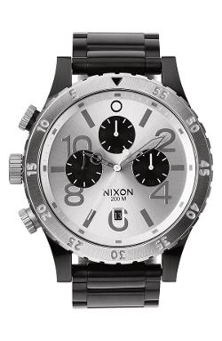 Nixon  - The 48-20 Chronograph Bracelet Watch