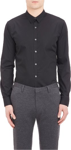 PS Paul Smith - Poplin Fitted Shirt