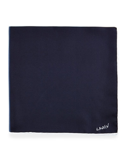 Lanvin - Reversible Pocket Square