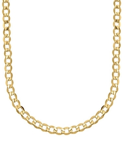 Lord & Taylor  - Cuban Chain Link Necklace