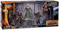 The Hobbit  - Mirkwood Hero Pack Set