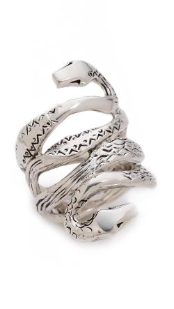 Aurelie Bidermann  - Mamba Ring