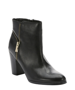Ciao Bella - Riley Zip Detail Ankle Booties
