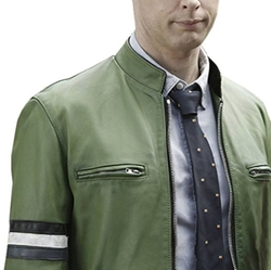 Spazeup - Dirk Gently Holistic Detective Agency Green Jacket