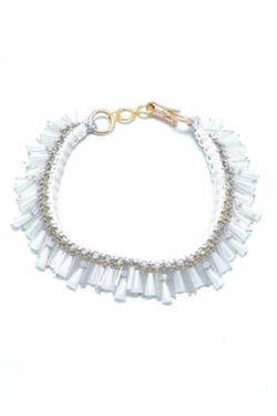 T.l.b.d. - Gatsby Fringe Necklace