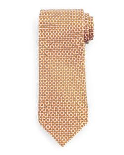 Stefano Ricci - Check-Pattern Silk Tie