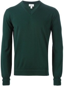 Brioni   - V-Neck Sweater