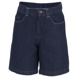 Junior Gaultier - Denim-Look Jersey Shorts