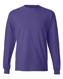Hanes - Long Sleeve Beefy T-Shirt