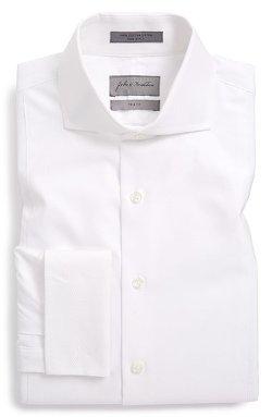 John W. Nordstrom - Trim Fit French Cuff Tuxedo Shirt