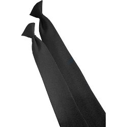 Edwards - Polyester Neckwear Clip-On Tie