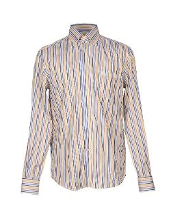 Morris  - Stripe Button Down Shirt
