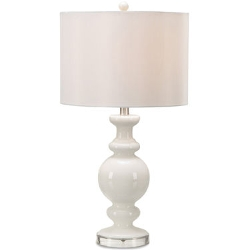 JC Penney Home - Milk Glass Table Lamp
