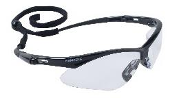 Jackson Safety  - Nemesis Safety Glasses-Clear