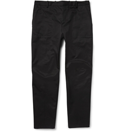 Balenciaga - Panelled Cotton-Twill Chino Pants