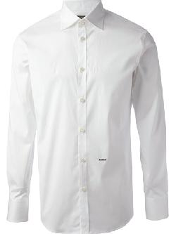 DSQUARED2  - button down shirt