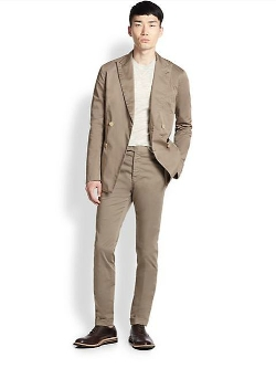 Atelier Scotch - Slim-Fit Double-Breasted Suit