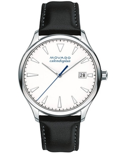 Movado - Swiss Heritage Series Calendoplan Watch